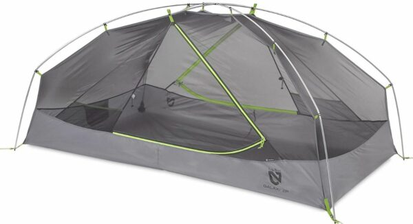 NEMO Galaxi 2P tent without fly.