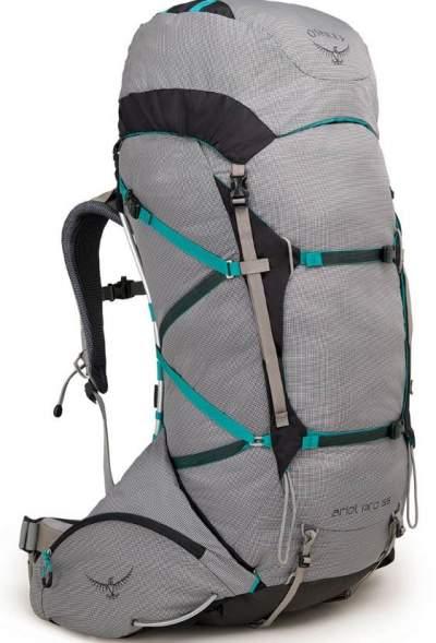 Osprey Ariel Pro 65 Women's pack.