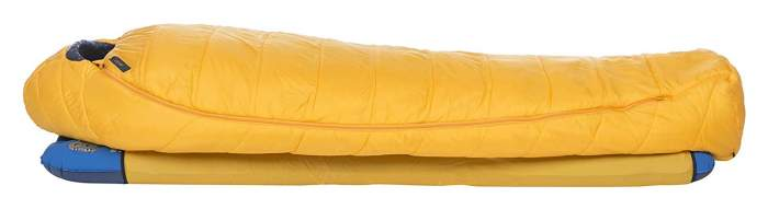 Big Agnes Lost Dog 30 Degree Sleeping Bag.
