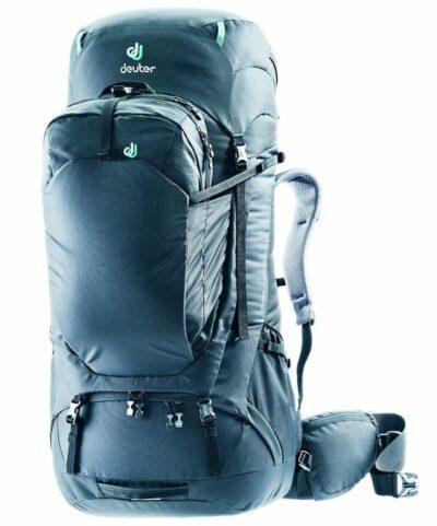 Deuter AViANT Voyager 65+10 backpack for men.