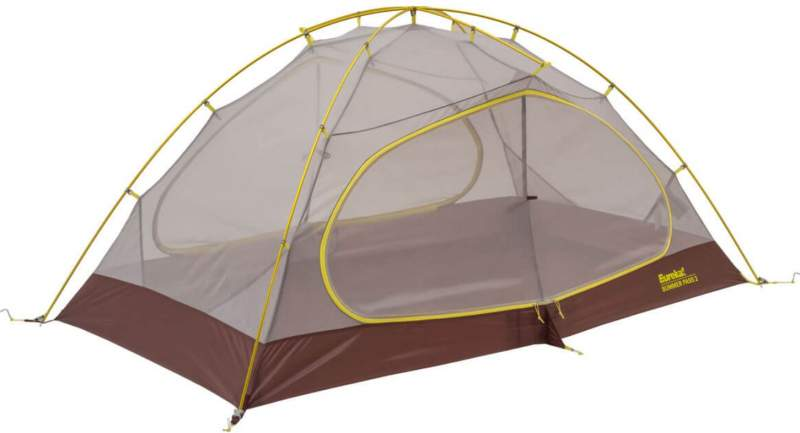 Eureka! Summer Pass Tent 2-Person - without the fly.