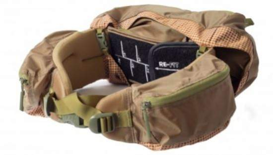 This is the lid used with the hip belt as a lumbar pack.