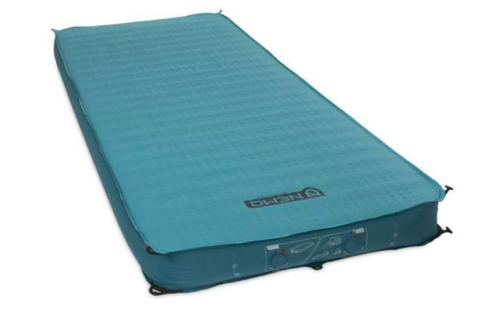 NEMO Roamer Self-Inflating Sleeping Pad.