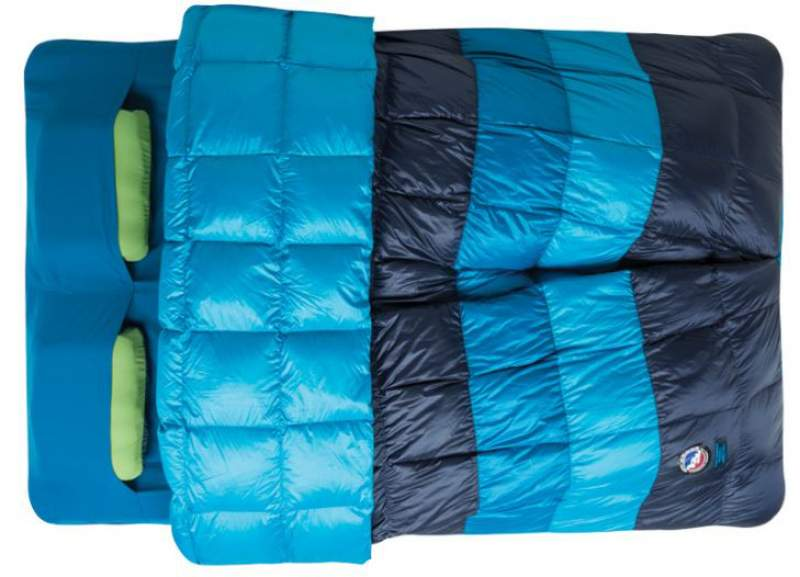 Big Agnes Camp Robber Bedroll 50″.