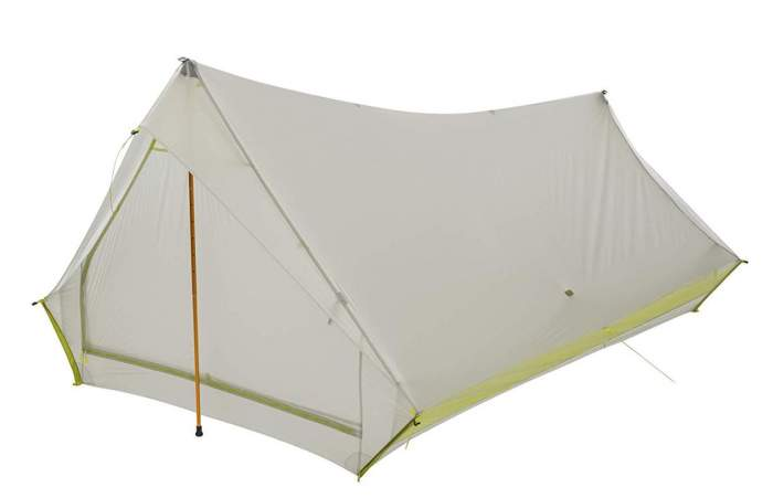 Big Agnes Scout 2 Platinum.