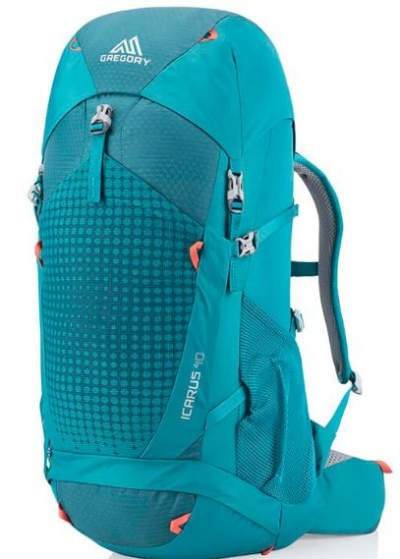 Gregory Mountain Products Icarus 40 Pack for Youth.
