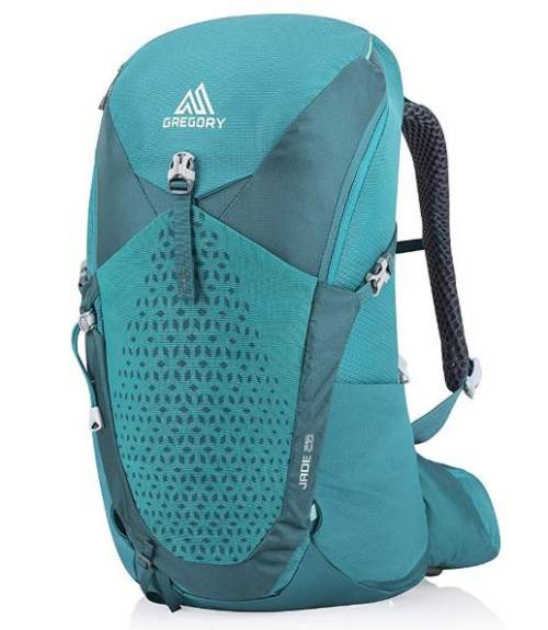 Gregory Jade 28 pack for women - front view.