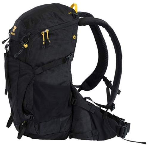 Mountainsmith Mayhem 30 backpack side view.