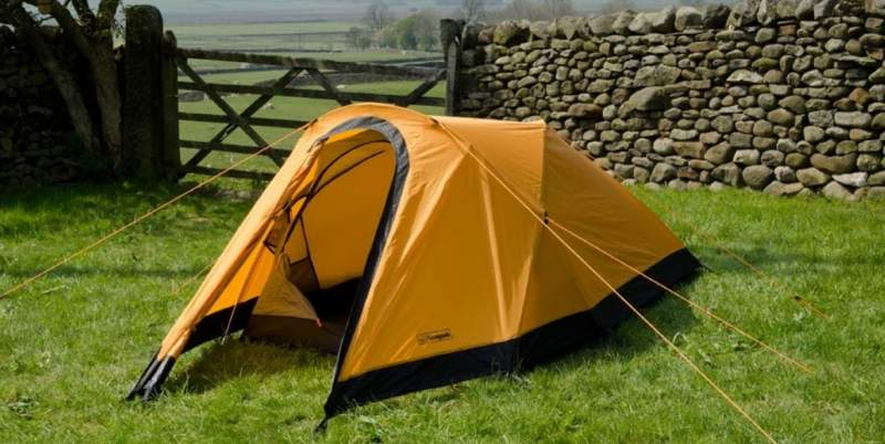 Snugpak Journey Duo Tent.
