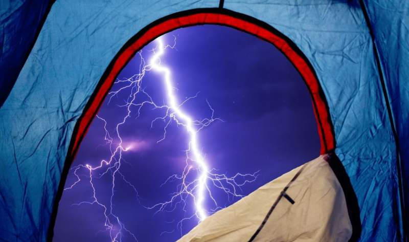 Waterproof Rating for Tents