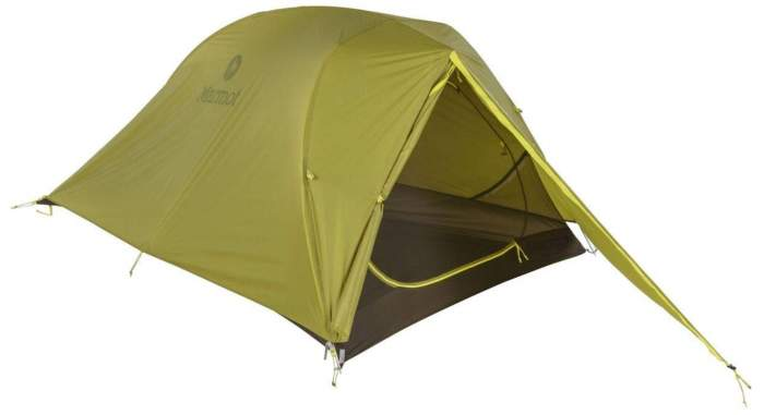 Marmot Bolt UL 2-Person Tent.