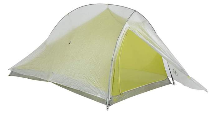 Big Agnes Fly Creek HV 2 Carbon Tent.