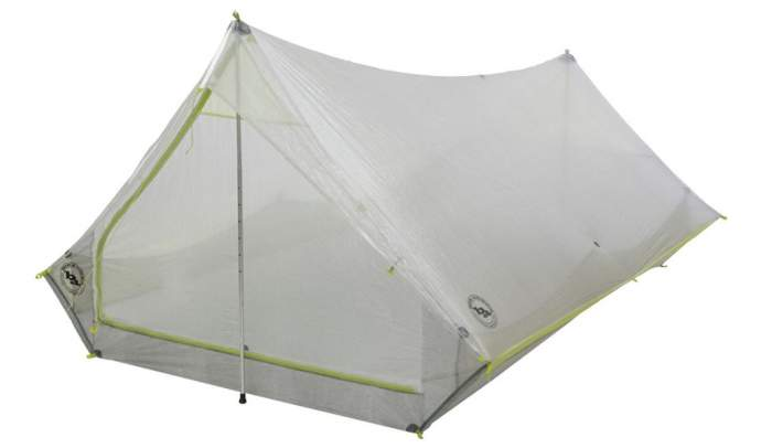 Big Agnes Scout 2 Carbon Tent.