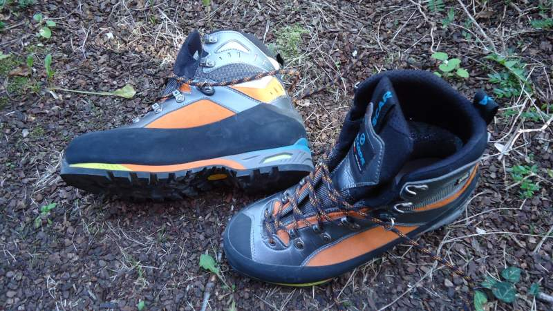 My New Scarpa Triolet GTX Boots for Men Review (For