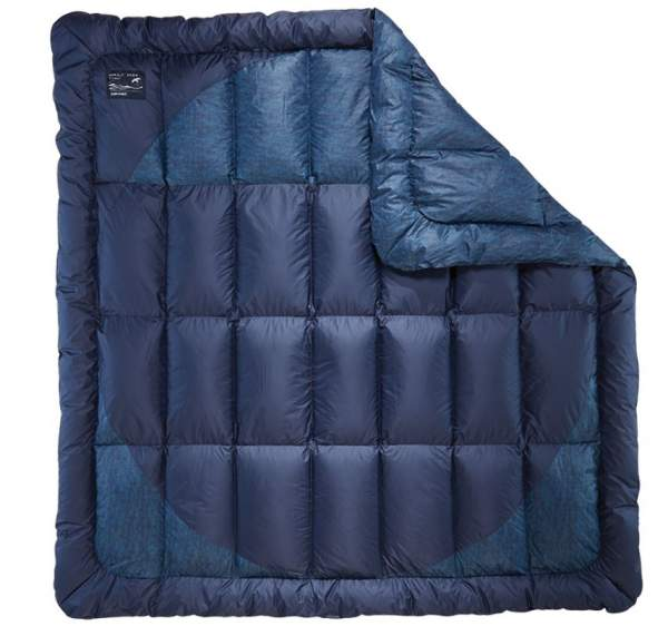 Therm-a-Rest Ramble Down 2-Person Blanket.