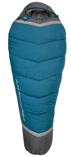 ALPS Mountaineering Blaze -20 Degree Mummy Sleeping Bag.