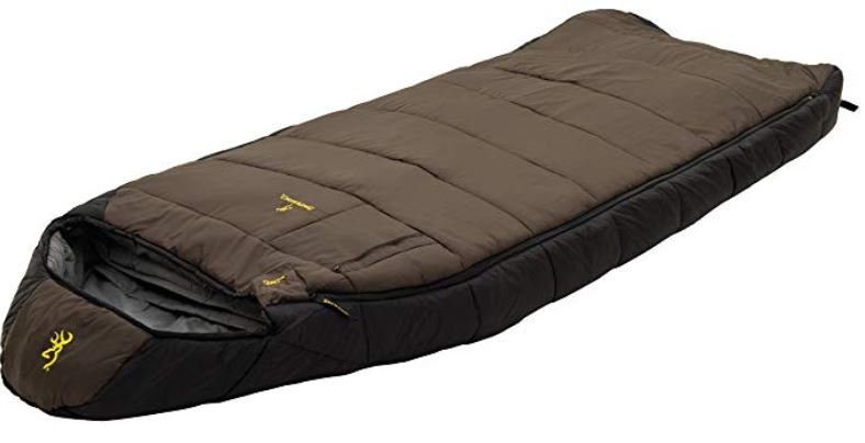 Browning Camping McKinley -30 Degree Sleeping Bag.