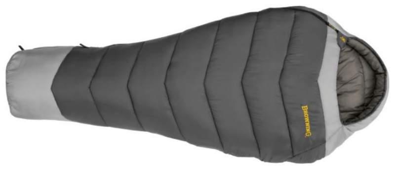 Browning Camping Denali -30 Degree Mummy Sleeping Bag.