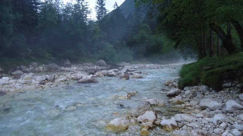 Socha river.