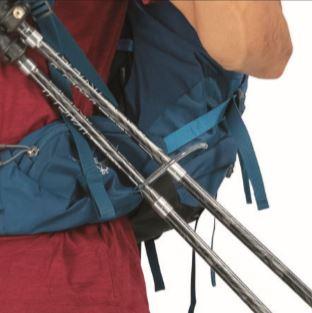 The lower holder loop.