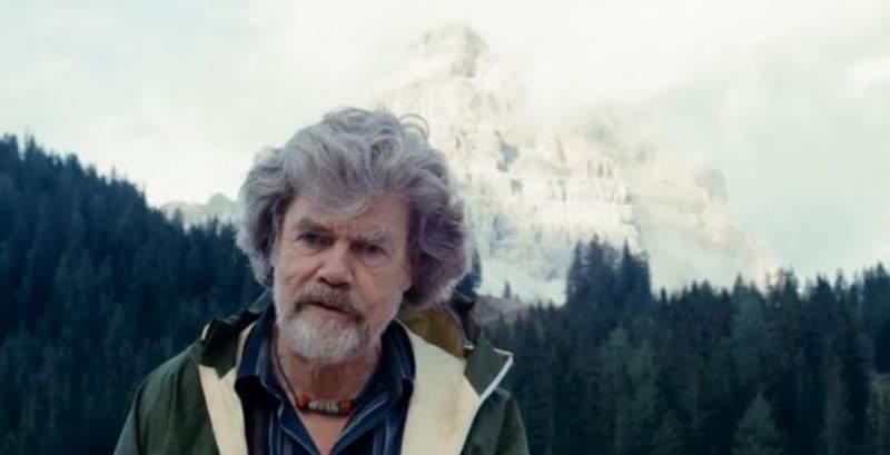 Reinhold Messner.