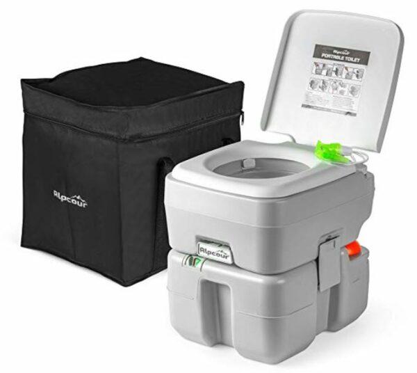 Alpcour Portable Toilet.