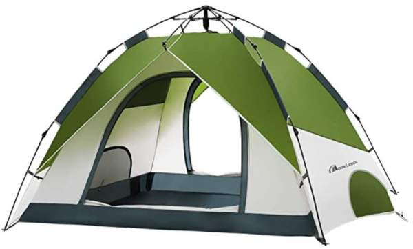 MOON LENCE Pop Up Tent.