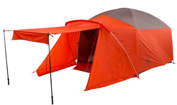 Big Agnes Bunk House 4 Person Camping Tent.