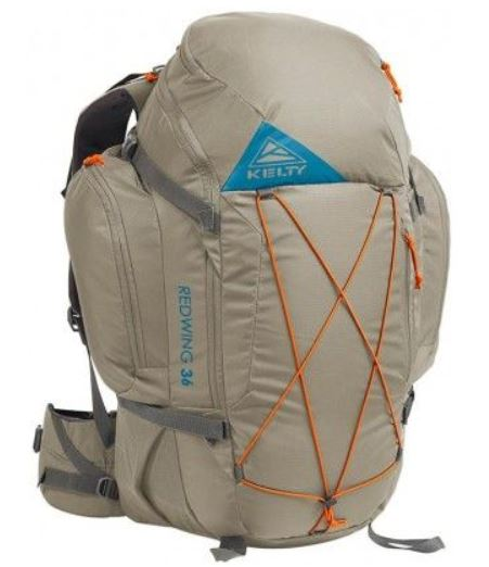 Kelty Redwing 36 Pack front view.