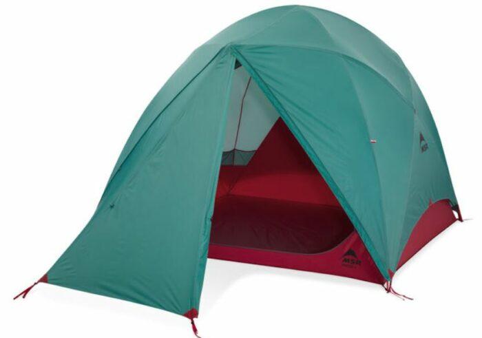 MSR Habitude 4 Tent.