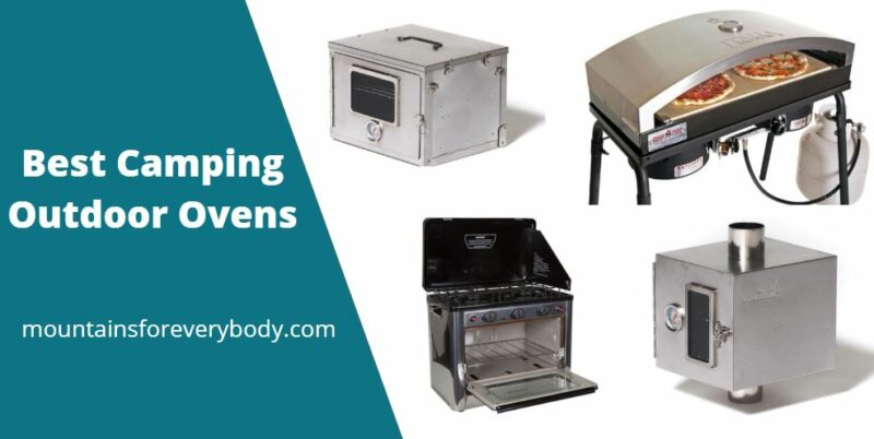 Best Camping Outdoor Ovens