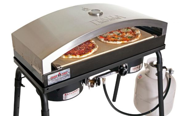 Camp Chef Italia Artisan Pizza Oven.