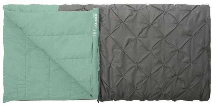 Kelty Kush 30 Degree sleeping bag.
