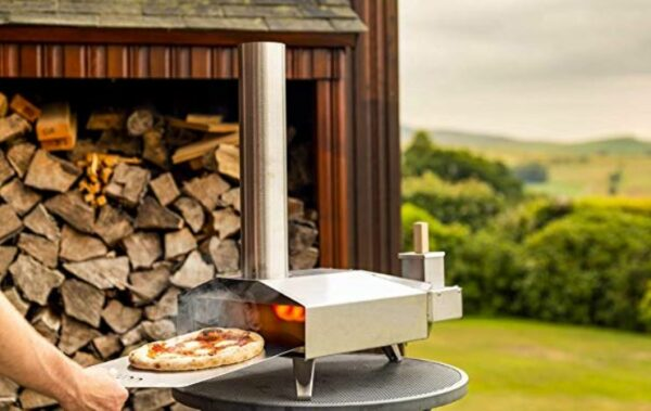 Ooni 3 Outdoor Pizza Oven.