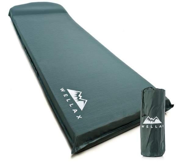 WELLAX UltraThick FlexFoam Sleeping Pad.