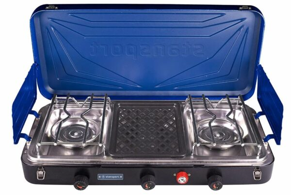 Outfitter Series Propane Camp Stove.