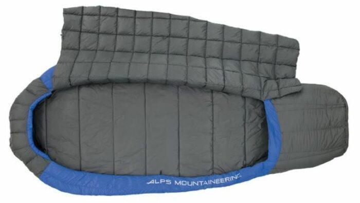 Alps Mountaineering Fusion 40 Sleeping Bag.