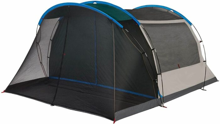Coleman 4 Person Cabin Camping Tent With Screen Room Review Mountains For Everybody