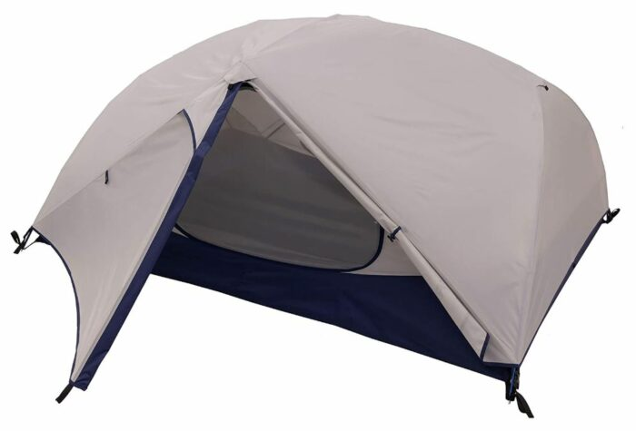 Alps Mountaineering Chaos 3 Tent view with open vestibule.