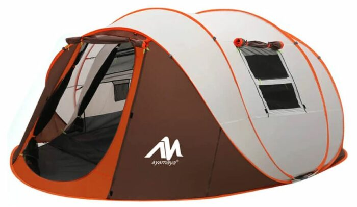 Ayamaya Pop Up Tent with Vestibule.