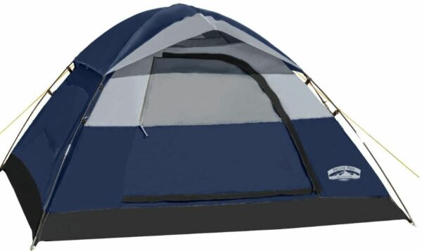 Pacific Pass 2 Person Family Dome Tent.