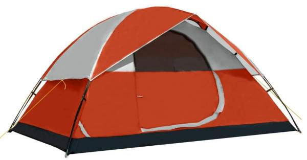 Pacific Pass 4 Person Family Dome Tent.