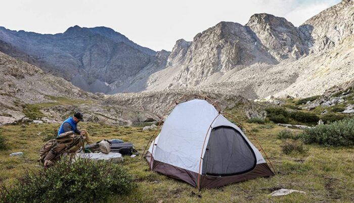 ALPS Mountaineering Tasmanian 3-Person Tent - a great mountaineering tent.