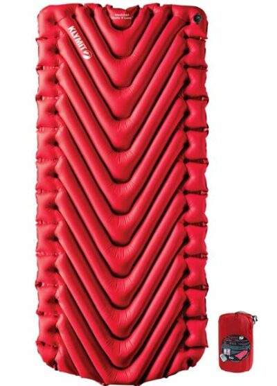Klymit Static V Luxe Insulated Sleeping Pad