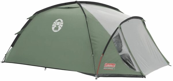 Coleman Rock Springs 3 Person Tent.