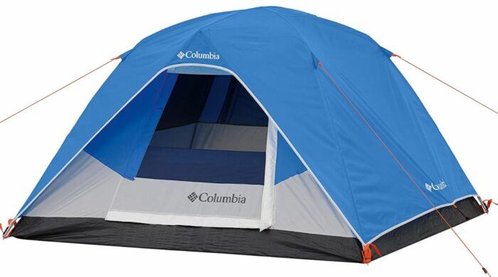 Columbia Modified 3 Person Dome Tent