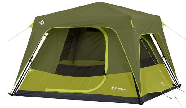 Outdoor Products 4 Person Instant Cabin Tent