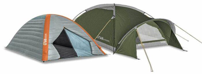 Crua Duo Cocoon Maxx Combo Tent.