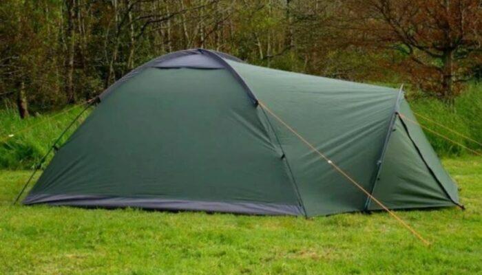 Crua Duo Maxx 3 Tent side view.