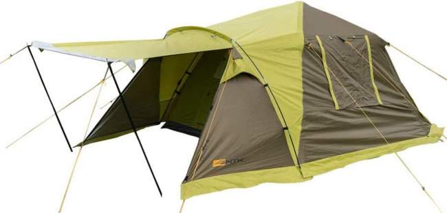 NTK Proxy 4 Instant Dome Family Camping Tent.